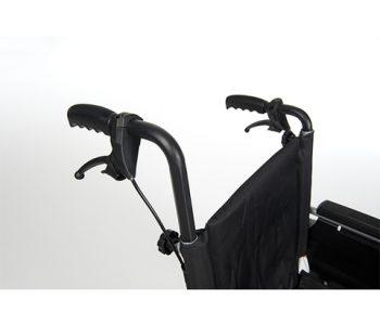 D100 vouwbare rolstoel