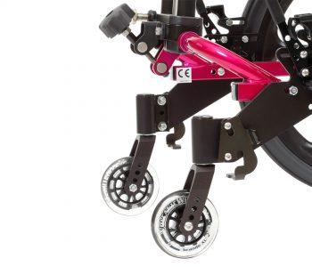 KidWalk 5-spaaks wielen met kunststofvelg