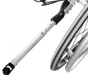anti kiep Bravo Racer rolstoel