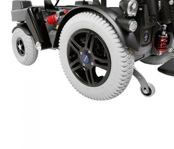geveerd chassis C1000DS