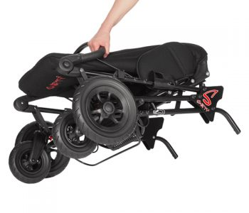 Swifty kinderbuggy